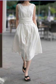 White Skirts women skirt fashon skirts Long by fashiondress6, $56.50