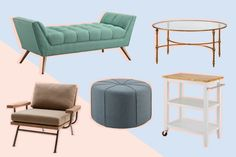 Guess What? Bed Bath & Beyond Also Sells Some Stylish Furniture — Shop Like a Decorator