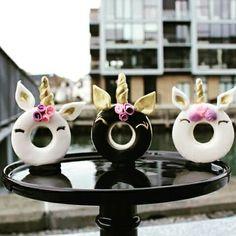 Galletas/ Donuts unicornio