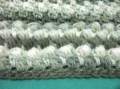 Meladoras Creation Infinity Scarf Butterfly Stitch - Free Crochet ...