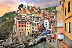 リオマッジョーレ(Riomaggiore)(イタリア)