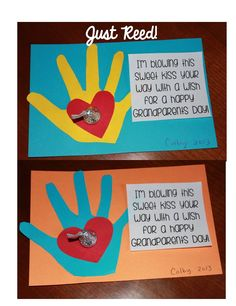 grandparents day breakfast ideas | ve included the heart pattern and the poem template as a freebie on ...