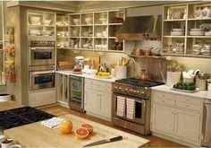 Martha Stewart #kitchen #design #interiordesign