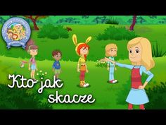 KTO JAK SKACZE – Wygibasy z naszej klasy - piosenka dla dzieci, dziecięce hity…