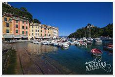 The Castle from the famous Piazzetta in Portofino Email our Portofino wedding planners for info: info@italianweddingplanners.com