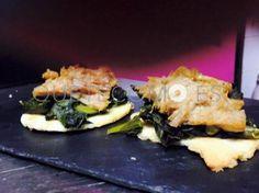 Primer plato para Navidad | Restaurante contemporáneo Garum Bistro en Santiago de Compostela, A Coruña