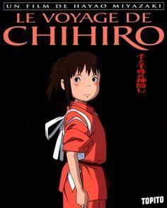 Spirited Away (play) (Ghibli) Manga Anime, Film Anime, Comic Manga, Hayao Miyazaki, Film D, Cinema Film, Animated Movie Posters, Gifs, Get Movies