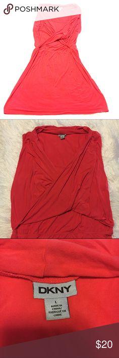 DKNY New casual dress Never worn. Price is firm. DKNY Dresses Midi
