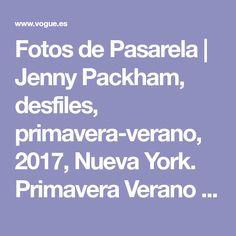Fotos de Pasarela | Jenny Packham, desfiles, primavera-verano, 2017, Nueva York. Primavera Verano 2017 New York Fashion Week | 31 de 33