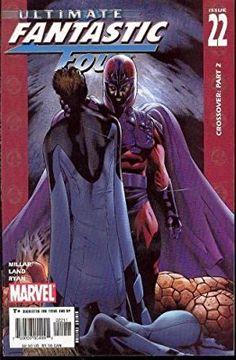 Ultimate Fantastic Four # 22 by Greg Land & Matt Ryan Comics Gratis, Fantastic Four Marvel, Mark Millar, Ultimate Marvel, Matt Ryan, Marvel 3, Crossover, Batman, Teen