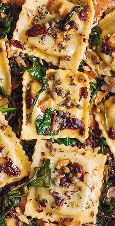 Vegetarian Recipes, Cooking Recipes, Healthy Recipes, Beef Recipes, Meatless Pasta Recipes, Easy Recipes, Vegetable Pasta Recipes, Vegetarian Italian Recipes, Chicken Recipes