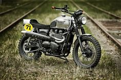 Triumph Parts and accessories - SoloTriumph: Triumph Scrambler Chrome