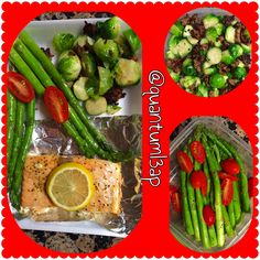 Meal Prep  #quantuml3ap   #brussellsprouts #asparagus #salmon #lowcarb #eatclean #jerf #widn #keto #paleo #eating #hungry #foodpics #lchf #lowcarbhighfat #lowcarblifestyle #cleancarbs #lowcarbrules #ketolife #atkins #eatcarbsforwhat  #foodjourney #foodblogger #foodpics #foodie #icook #ieat #iworkout #mealprep #ketosis #ketogenic
