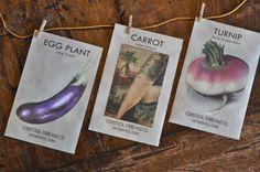 Comstock Ferre & Co seeds ; Gardenista