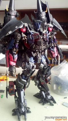 Transformers 4 Optimus Prime | Transformers Custom Toys | DOTM, ROTF | Movie Optimus Prime