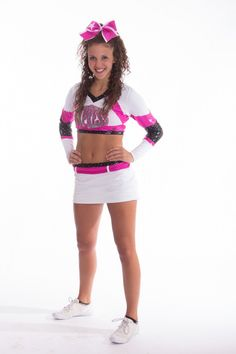 Cheerleading+Uniforms | Cheerleading Uniforms Pink