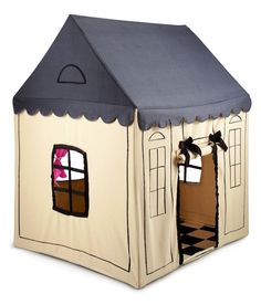 H Play Tent for Kids (folds up for easy storage) $59.95