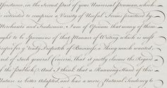 How to Improve your Cursive Handwriting by The Art of Manliness. A good read, even if you're not a man, and includes the history of handwriting as well as tips to improve.