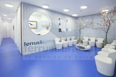 Entrada en Clinica Dental Ferrus & Bratos — en Clinica Dental Ferrus & Bratos.