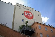 MQ Wien © JENSEIDE Museum, Vienna, Austria, North America, Travel, Recovery, Architecture, Viajes, Destinations