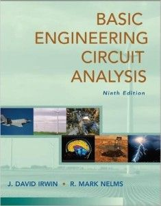 Solution Manual for Basic Engineering Circuit Analysis by J. David Irwin 9th Edition