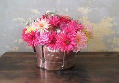 bouquet au chateau de meung sur loire