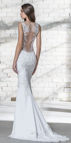 Mermaid Wedding Dresses pnina tornai 2019 love bridal strapless deep plunging sweetheart neckline heavily embellished bodice glitzy romantic elegant sheath wedding dress sheer lace back chapel train bv -- Pnina Tornai 2019 Wedding Dresses Sheer Wedding Dress, Western Wedding Dresses, Sexy Wedding Dresses, Elegant Wedding Dress, Designer Wedding Dresses, Bridal Dresses, Wedding Dress Styles, Pinina Tornai Wedding Dresses, Lace Wedding