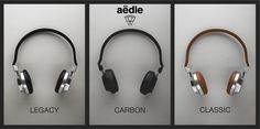 Aedle Headphone Line High End Headphones, Audio Speakers, Tech, Tecnologia, Technology