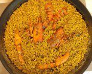 Recetas de arroz con bogavante   Qué Recetas