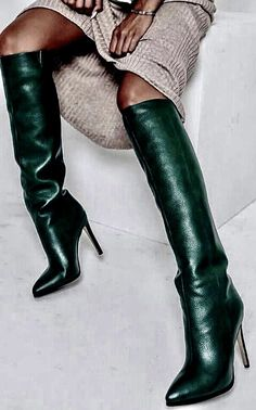 34 Elegant Booties For You This Winter shoes womenshoes footwear shoestrends Knee High Boots, High Heels, Bootie Boots, Shoe Boots, Winter Mode, Hot Shoes, Winter Shoes, Luxury Shoes, Beautiful Shoes