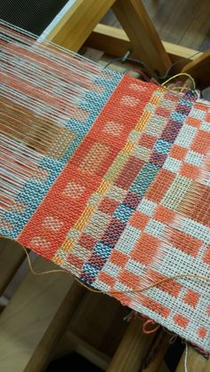Elizabeth Calnan Textiles | Weaving techniques and exhibitions