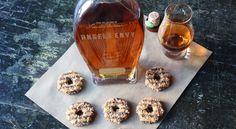 Bourbon and Girl Scout Cookies - Pairings