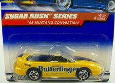 """744 '96 Mustang Convertible """"Butterfinger"""""""