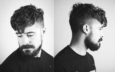 The High Rise Haircut   A Fresh European Approach To Men's Design