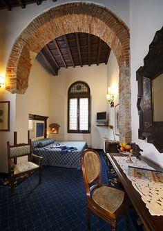 Hotel il Guelfo Bianco (Firenze - Toscana) www.CharmeRelax.it/guelfobianco #CharmeRelax