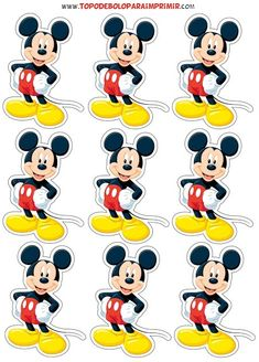 Festa Mickey Baby, Mickey Mouse Party Favors, Theme Mickey, Minnie Mouse Birthday Decorations, Fiesta Mickey Mouse, Elmo Party, Mickey Party, Mickey Minnie Mouse, Dinosaur Party