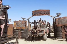 Image result for mad max city