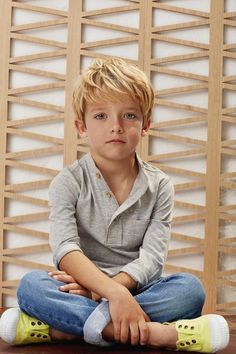 57 ideas for fashion kids boys bebe Outfits Niños, Baby Boy Outfits, Kids Outfits, Boys Summer Outfits, Spring Hairstyles, Boy Hairstyles, Toddler Boy Haircuts, Young Boy Haircuts, Boy Haircuts Long