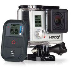 GoPro HERO3+ Black Edition Camera Was: $399.99 Now: $40.