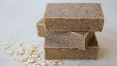 An exfoliating bar to jump start your day super naturally.