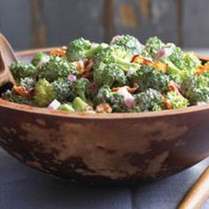 Broccoli Salad | Healthy Recipes and Weight Loss Ideas