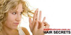 Split Ends and How Grow Hair Faster  www.4haircare.com.au - salon and home treatments for your hair health    Ways to Make Your Hair Grow Faster really do exist, and they don't involve buying magical miracle products out of the back of fashion maga