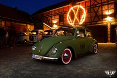 Awesome classic VW Bug