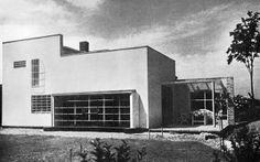 Haeffner Residence (Berlin, 1928).