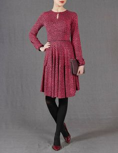 Marilyn Dress WH531 Day Dresses at Boden