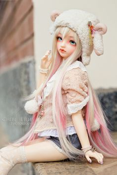 Melody Bjd doll by chibi-lilie on DeviantArt