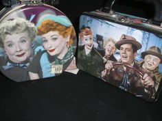 I Love Lucy Lunch Boxes