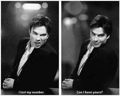 Why, yes, Ian.  You can have my number.