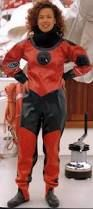 Image result for woman dry suit