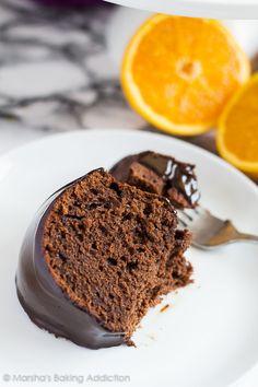 Chocolate Orange Bundt Cake   Marsha's Baking Addiction